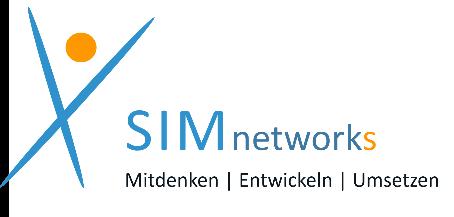 SIM networks